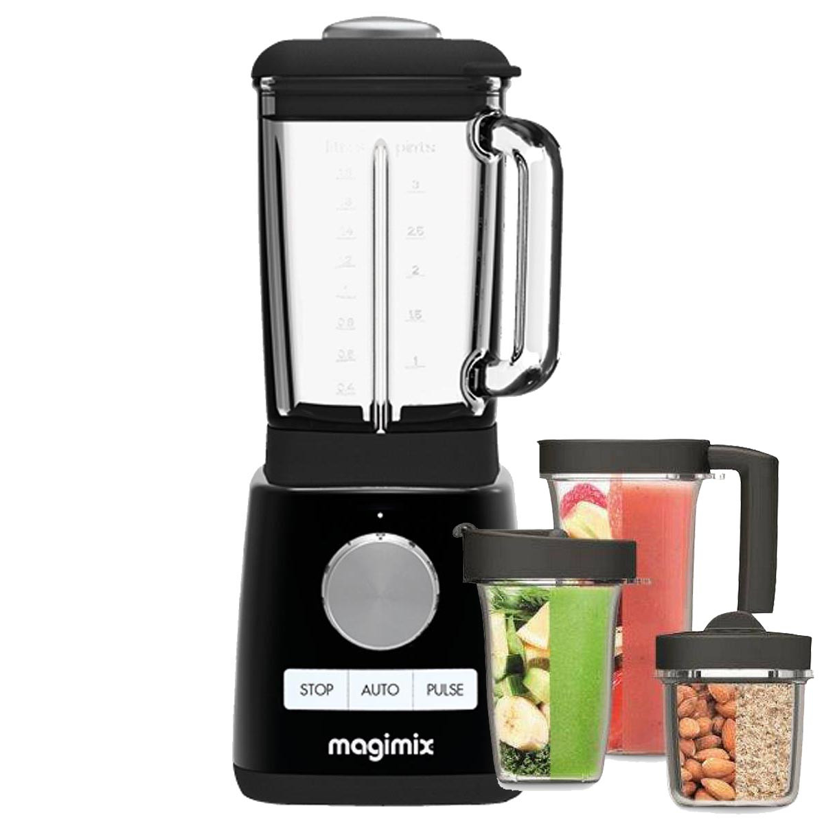 Magimix Premium Blender in Black