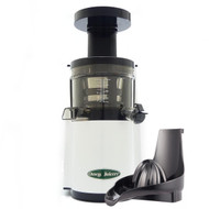 Omega VERT VSJ843RW Slow Juicer in White