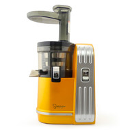 Sana EUJ-828 Vertical Slow Juicer in Orange