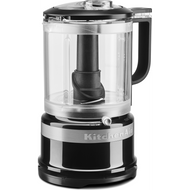 KitchenAid 1.2L Food Processor in Black