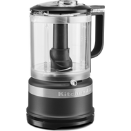 KitchenAid 1.2L Food Processor in Matte Black