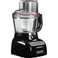 KitchenAid 3.1L Food Processor in Onyx Black