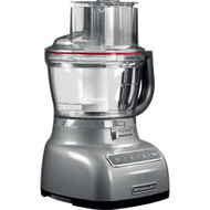 KitchenAid 3.1L Food Processor in Contour Silver