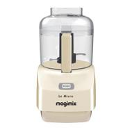 Magimix Le Micro Mini Chopper in Cream