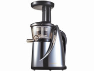 Hurom Slow Juicer in Chrome HU-100 Ultem