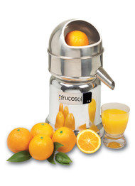 Frucosol F10 Manual Commercial Citrus Juicer