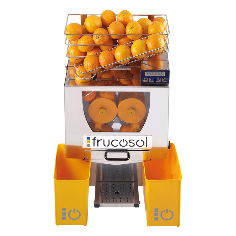 Frucosol F50 C Programmable Automatic Commercial Citrus Juicer
