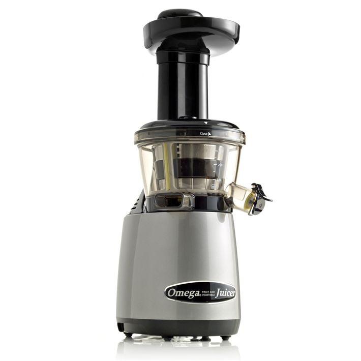 Omega VERT VRT400 HDS Juicer Silver