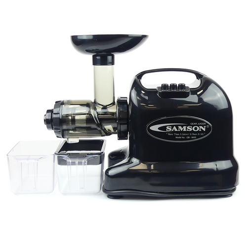 Best Masticating Juicer Under 500 : Samson Advanced Series Multi Purpose Juice Extractor GB 9004 GB 9005 and GB 9006 - Juicers.ie ...