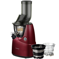 Kuvings B6000PR Whole Fruit Juicer in Red Plus Accessory Pack