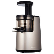 Hurom Juicer HH 11 2nd Generation Elite HHDBE11 in Silver Chrome
