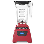 Blendtec Classic 575 in Red