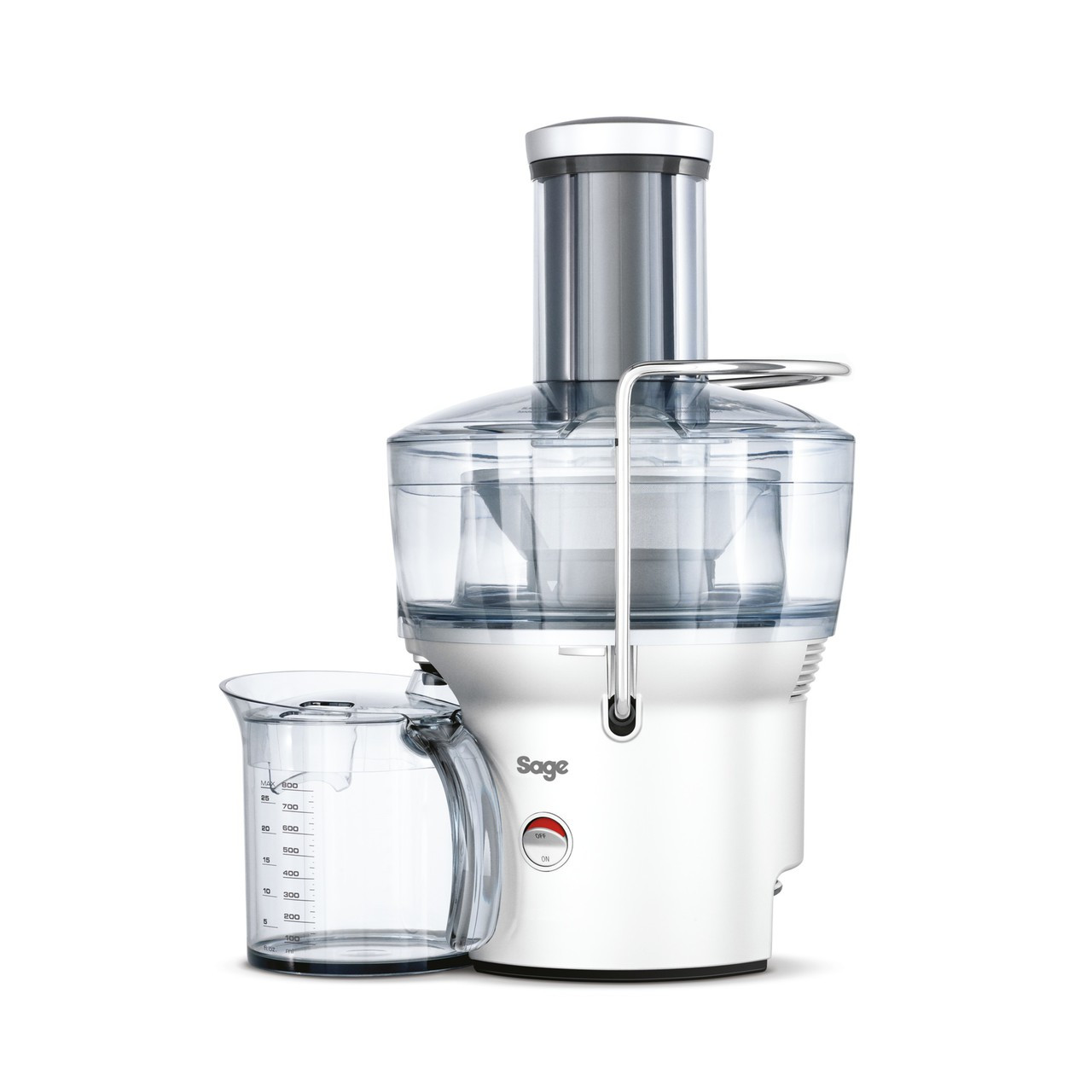Sage Heston Blumenthal BJE200SIL The Nutri Juicer Compact