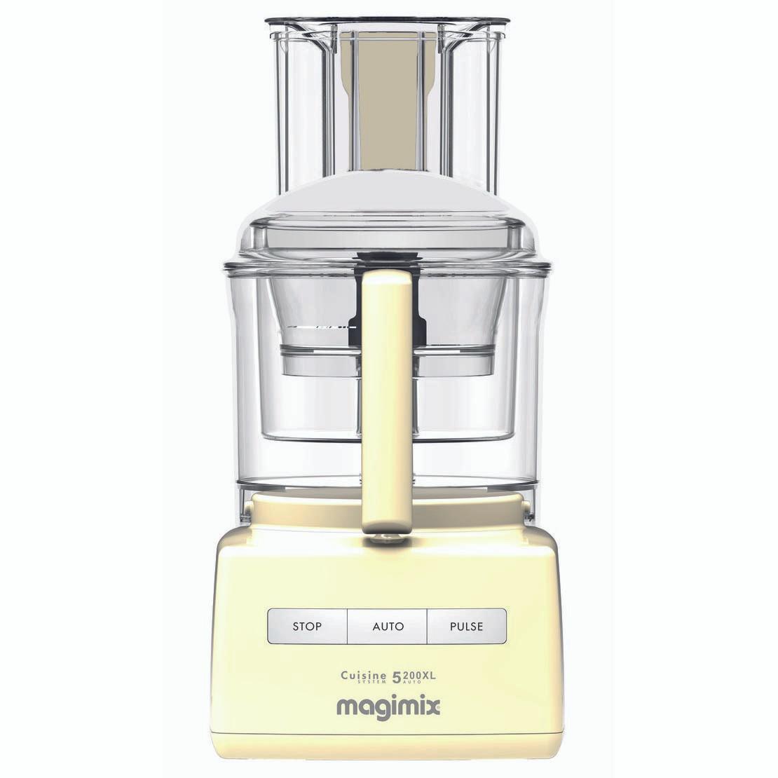 Magimix 5200 XL Cuisine Systeme in Cream