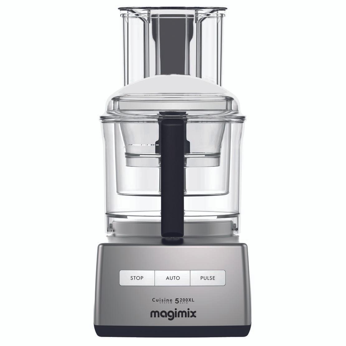 Magimix 5200 XL Premium in Satin