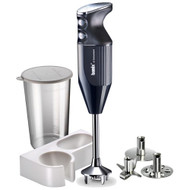 Bamix Mono Hand Blender in Black