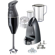 Bamix Classic Selection Hand Blender in Black