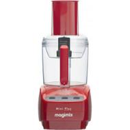 Magimix 'Le Mini' Plus Food Processor in Red