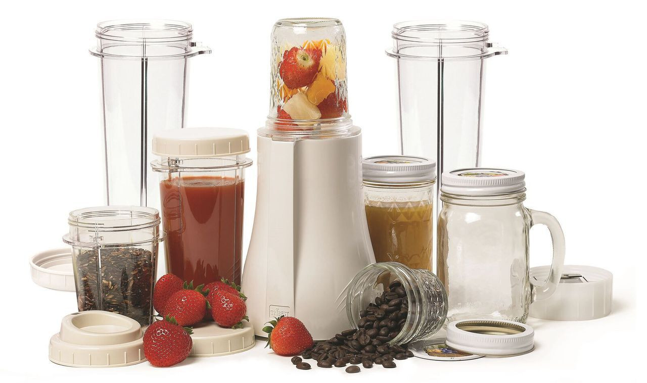 Tribest PB-350XL Personal Blender with 2 Extra Large BPA Cups