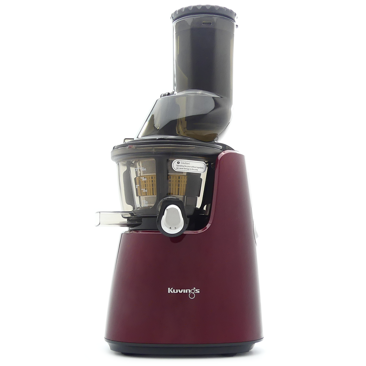Kuvings Whole Fruit Juicer C9500 in Red