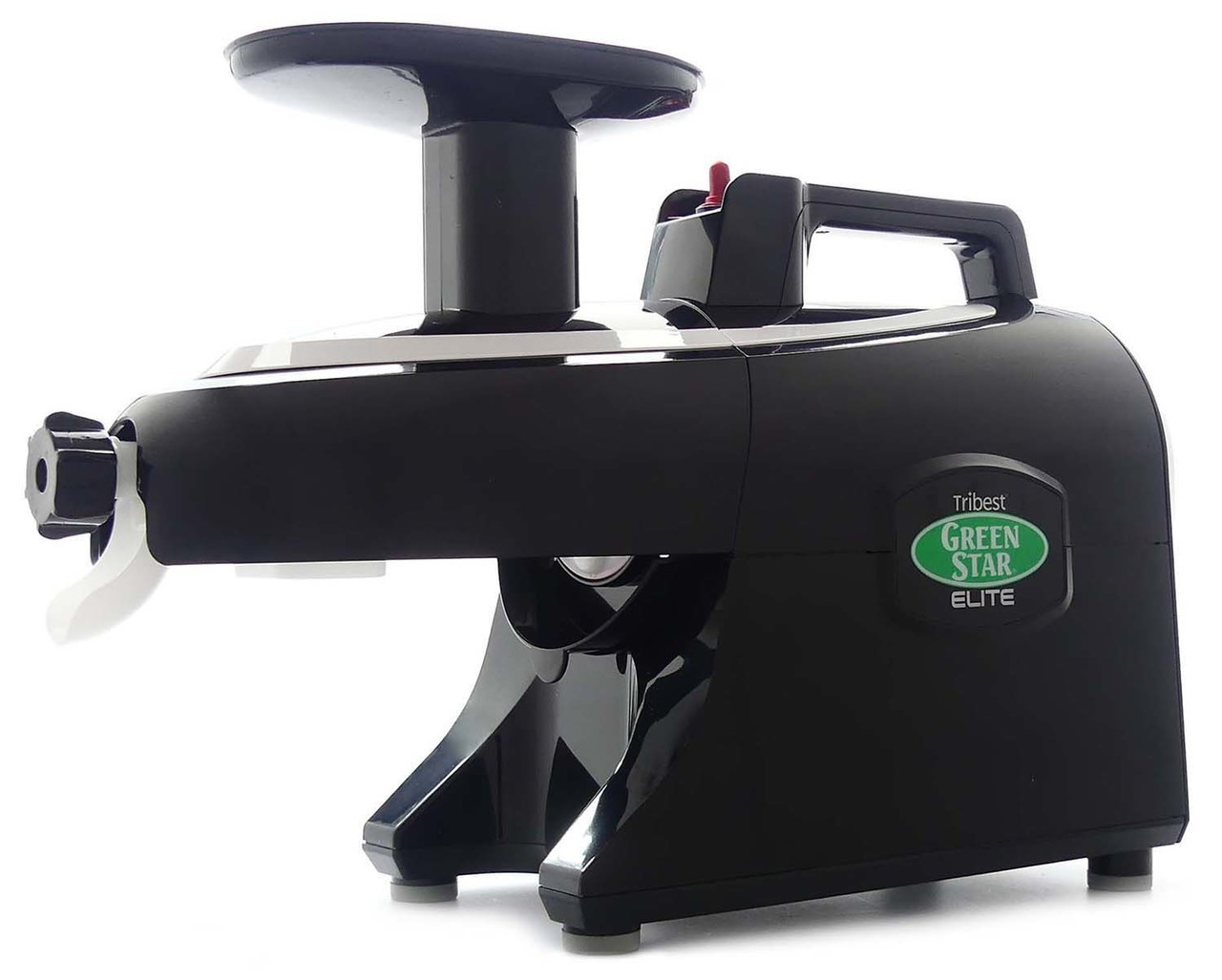 Green Star Elite GSE 5010 Twin Gear Juicer in Black