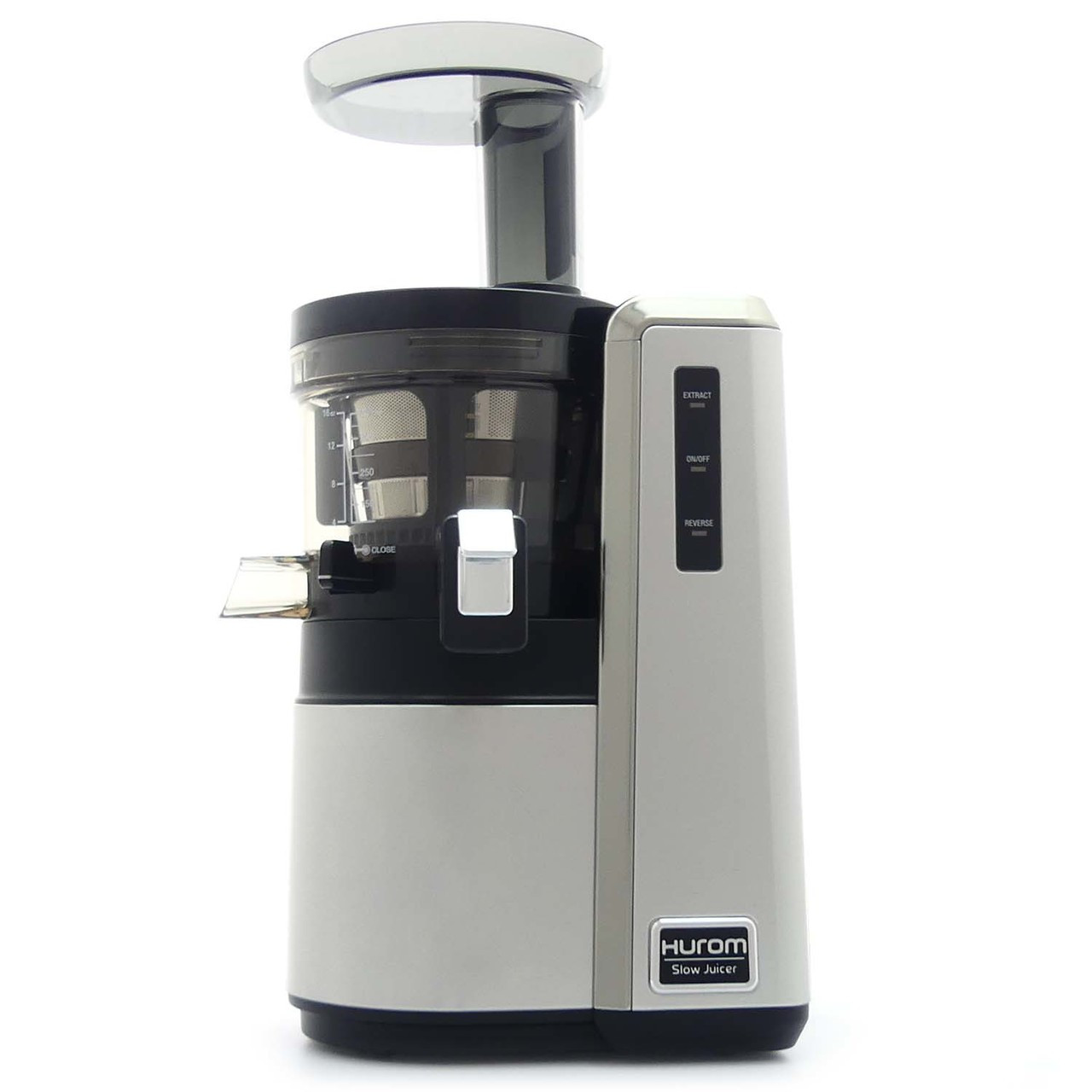 Hurom HZ 3rd Generation Alpha Slow Juicer Stainless Steel
