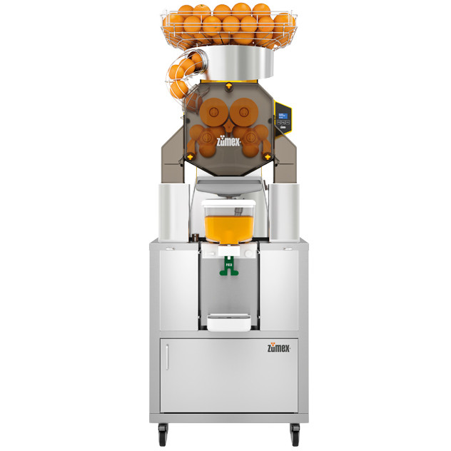 Zumex Speed Pro Cooler Podium Commercial Citrus Juicer