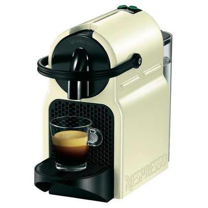 Magimix Nespresso Inissia Coffee Machine in Cream