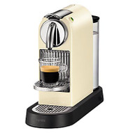 Magimix Nespresso Citiz Coffee Machine in Cream