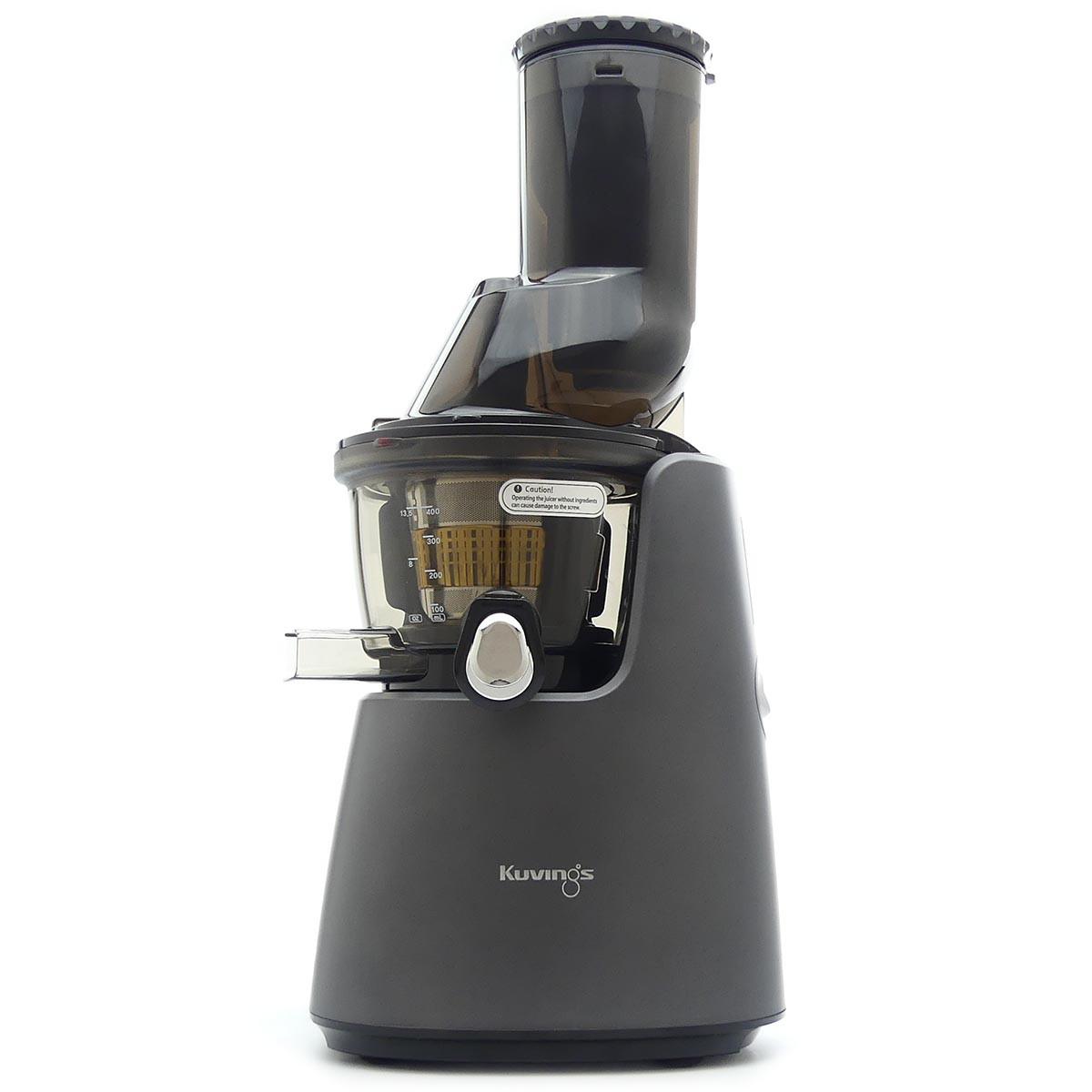 Kuvings Whole Fruit Juicer C9500 in Matte Gunmetal