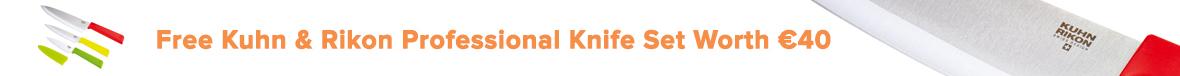 Kuhn Rikon Knife Set