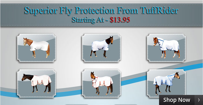 TuffRider Fly Protection