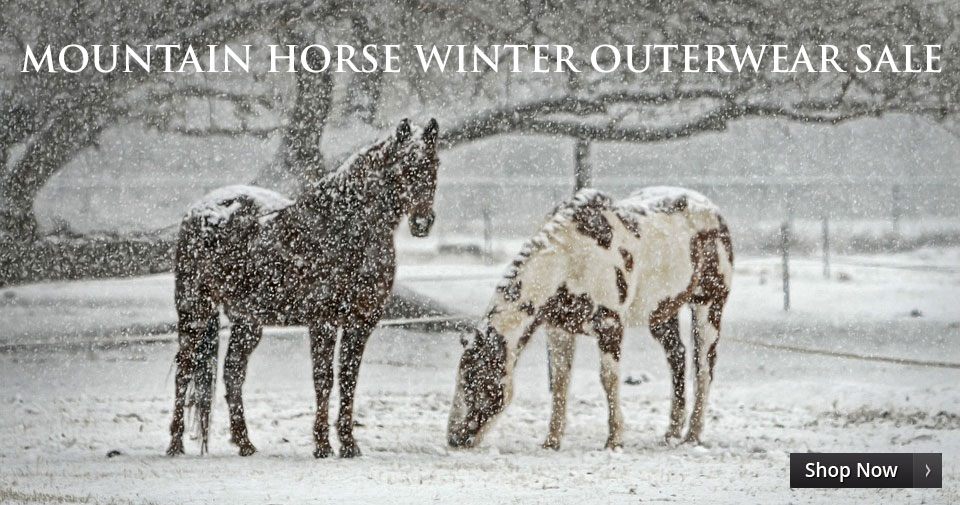 Mountain Horse Outerwear Sale
