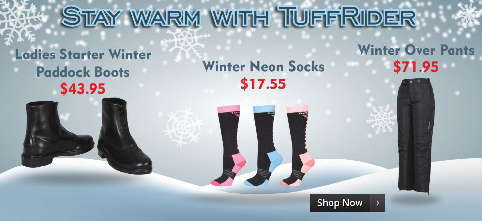TuffRider Winter Wear
