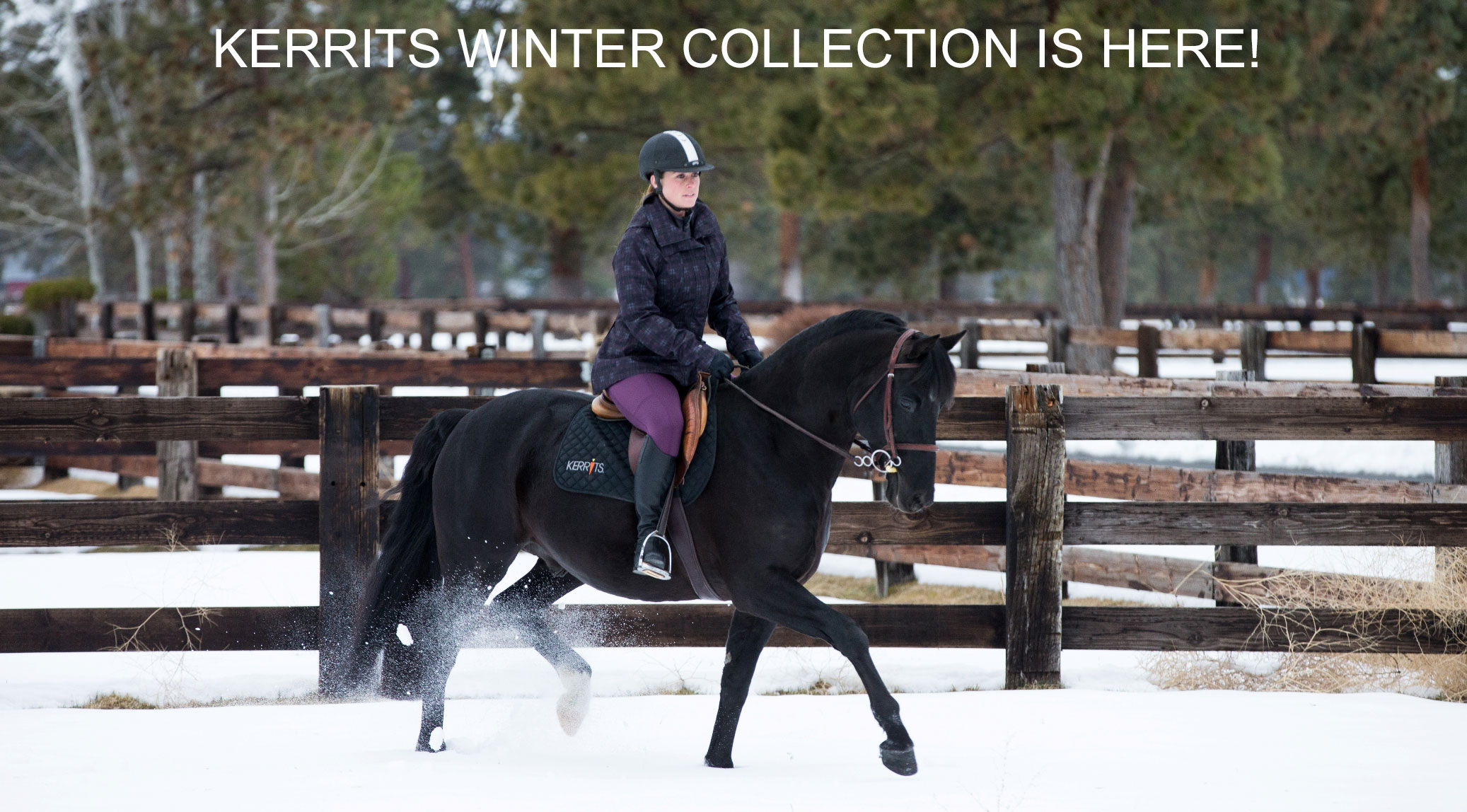 Kerrits Winter Collection Is Here