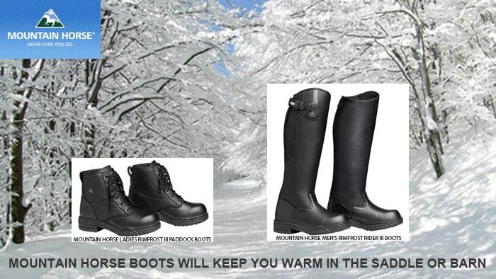 Mountain Horse Winter Boots