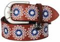 Equine Couture Sophia Leather Belt