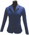 Equine Couture Fiona Show Coat - navy