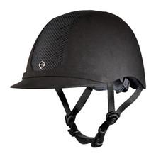 Troxel ES Riding Helmet - black