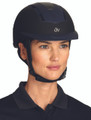 Ovation Extreme Riding Helmet - black/navy