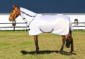 TuffRider Sport Mesh Combo Neck Fly Sheet - white
