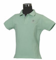 TuffRider Polo Shirt - mist green