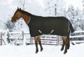 TuffRider Bonum 1200D Medium Weight High Neck Turnout Blanket