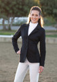 Romfh Bling Show Coat - black