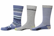 TuffRider Hera Kids 3 Pack Socks