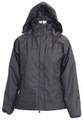 Equine Couture Amazon Rain Shell Jacket- black