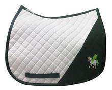 TuffRider Unicorn Pony Saddle Pad