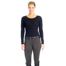 Ovation® Winter Pull On Silicone Knee Patch Breech