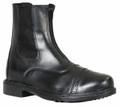 TuffRider Starter Front Zip Paddock Boots - black