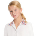 Ovation® Ellie Child's Tech Show Shirt - Short Sleeve